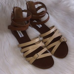 Steve Madden Worldly strappy sandals size 9